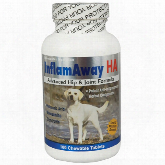 Sweetwater Nutrition Inflamaqay Ha (100 Count)