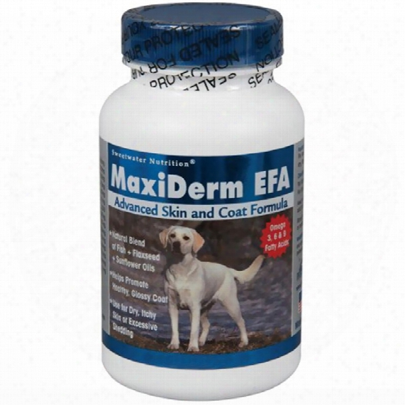 Sweetwater Nutrition Maxiderm Efa (120 Count)