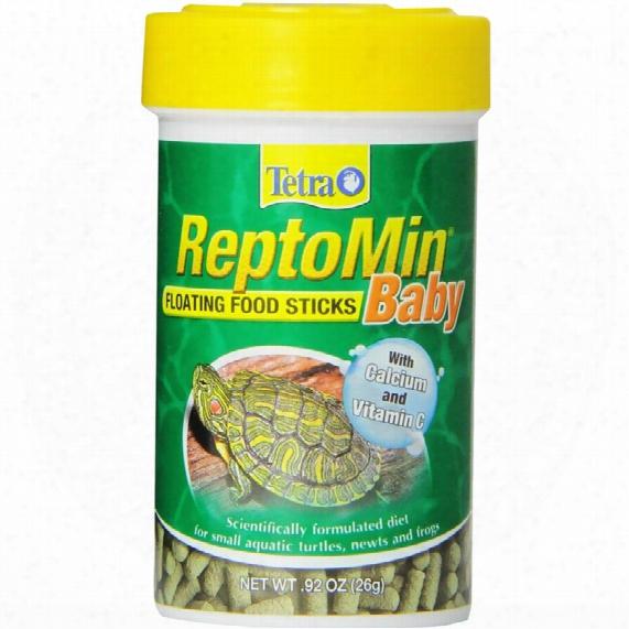 Tetra Reptomin Mini Baby Floating Sticks (0.92 Oz)