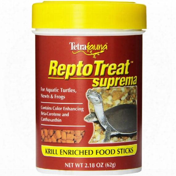 Tetra Reptotreat Suprema Sticks (2.18 Oz)