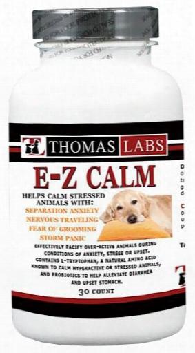 Thomas Labs E-z Calm (30 Count)