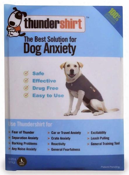 Thundershirt Dog Anxiety Solution - Large