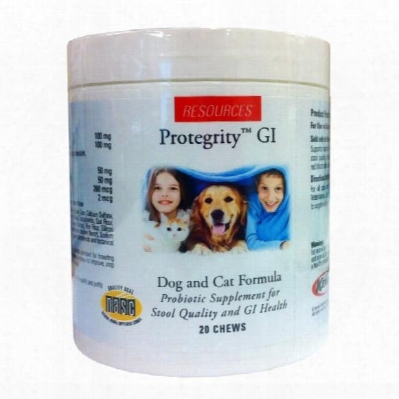 Vet Classics Protegrity Gi (20 Chews)