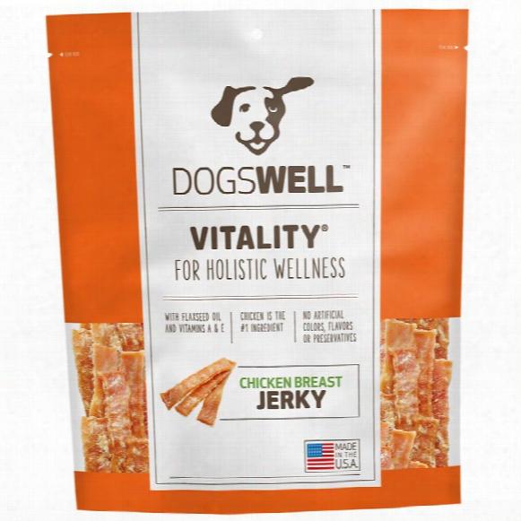 Dogswell Vitality Chicken Breast Jerky (24 Oz)