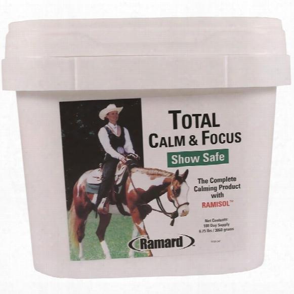 Ramard Total Calm & Focus (180 Day Supply)