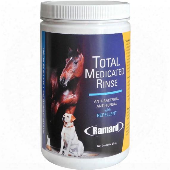 Ramard Total Medicated Rinse (30 Oz)