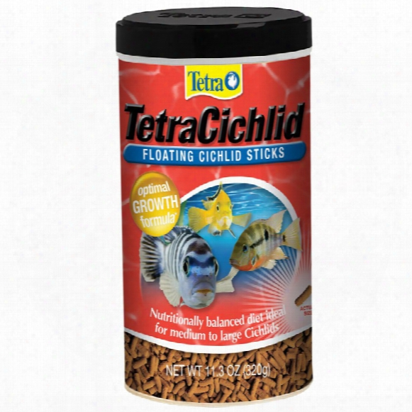 Tetracichlid Sticks (11.3 Oz)