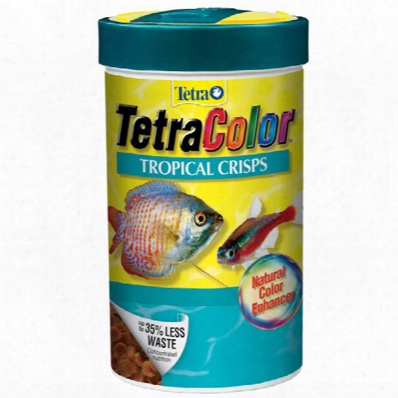 Tetracolor Tropical Crisps (7.41 Oz)
