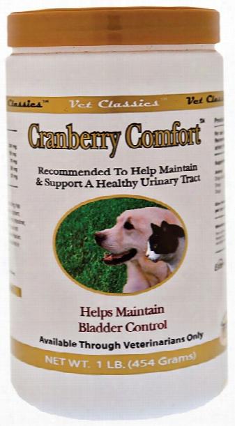 Vet Classics Cranberry Comfort Powder (1 Lb)