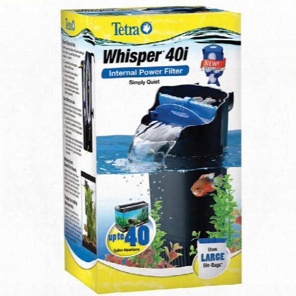 Whisper In-tank Filter 40i (upto 40 Gal)