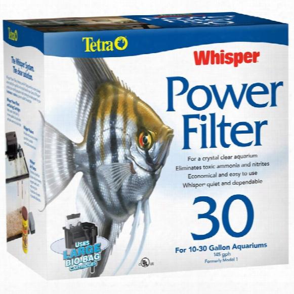 Whisper Power Filter 30 (10-30 Gal)