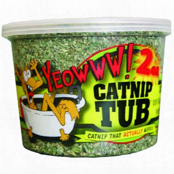 Yeowww! Catnip Tub (2 Oz)