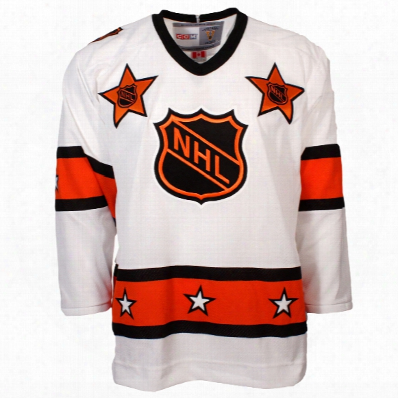1981 Nhl All Star Wales Conference Vintage Replica Jersey