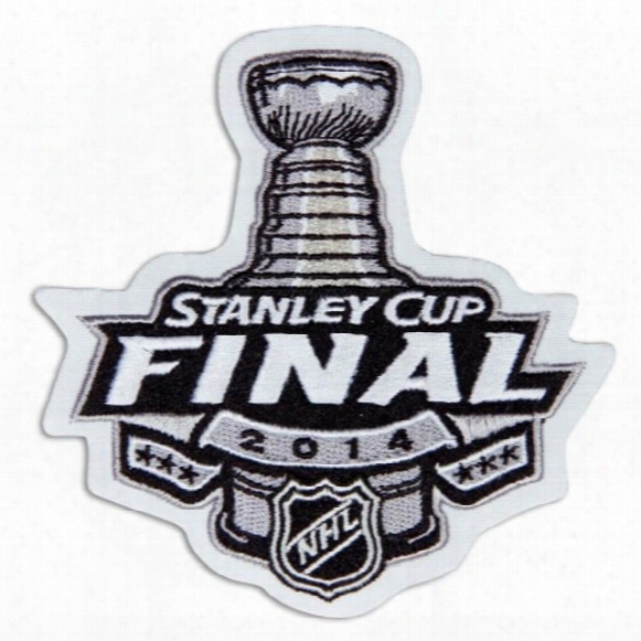 2014 Stanley Cup Finals Embroidered Patch