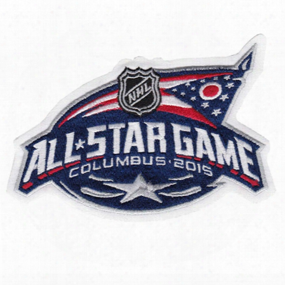 2015 Nhl All-star Game Jersey Patch