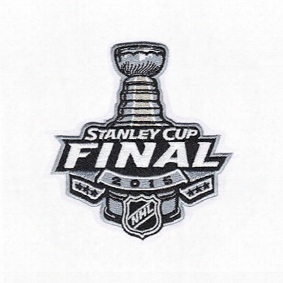 2015 Stanley Cup Finals Embroidered Patch