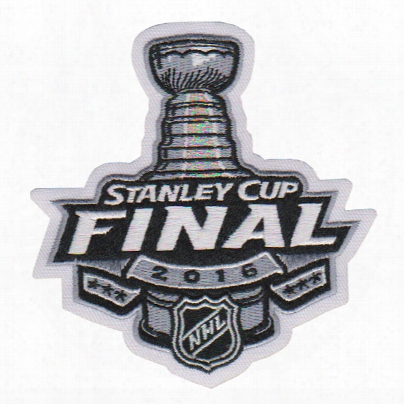 2016 Stanley Cup Finals Embroidered Patch