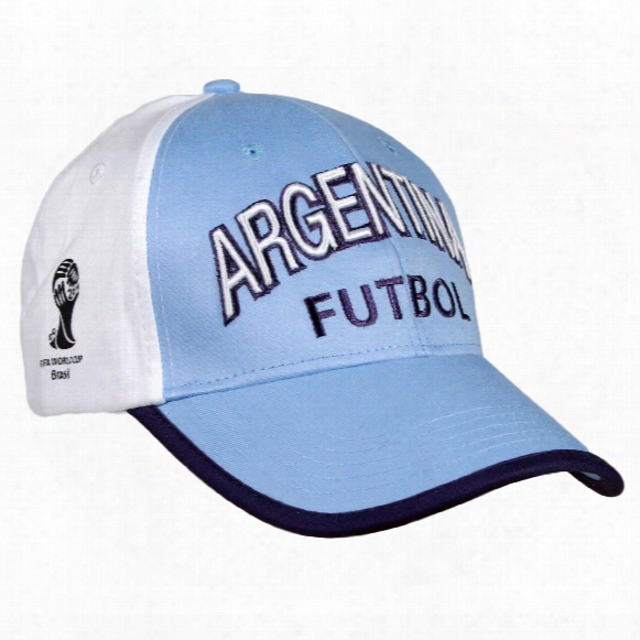 Argentina 2014 Fifa World Cup Bola Cap