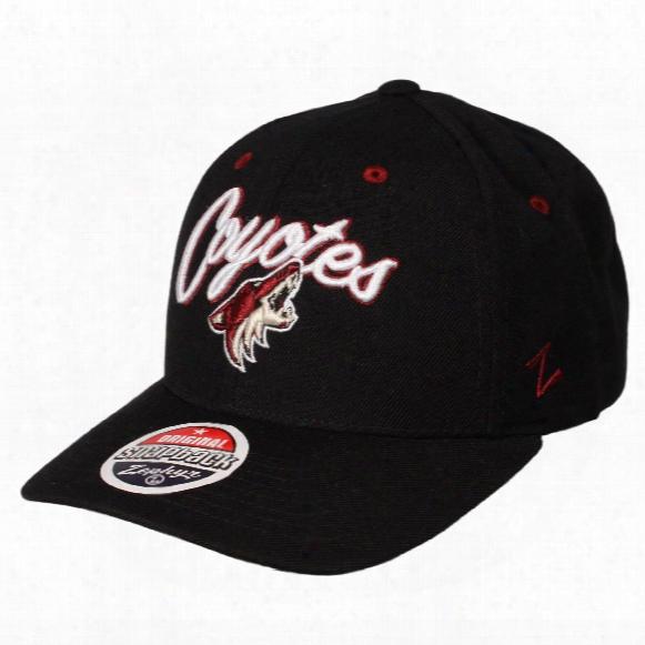 Arizona Coyotes Signature Snapback Cap