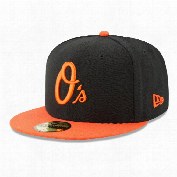 Baltimore Orioles 2017 59fifty Authentic Fitted Performance Alternate Mlb