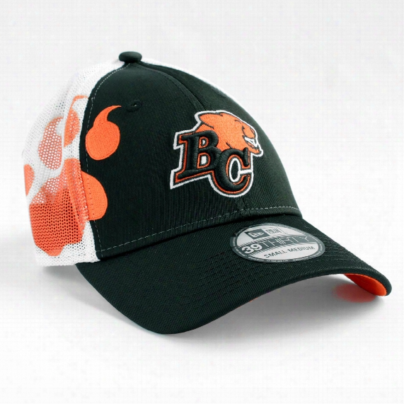 Bc Lions Cfl Qb Sneak 39thirty Cap