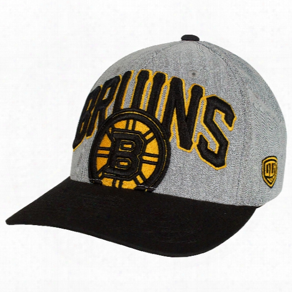 Boston Bruins Chopper Stretchfit Cap
