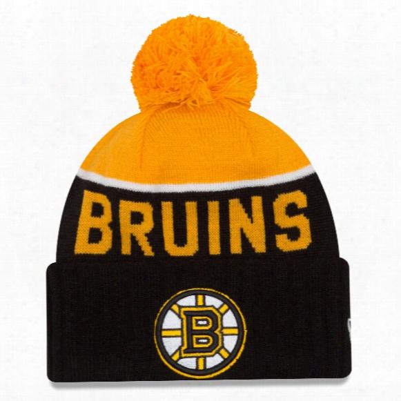 Boston Bruins New Era Nhl Cuffed Sport Knit Hat