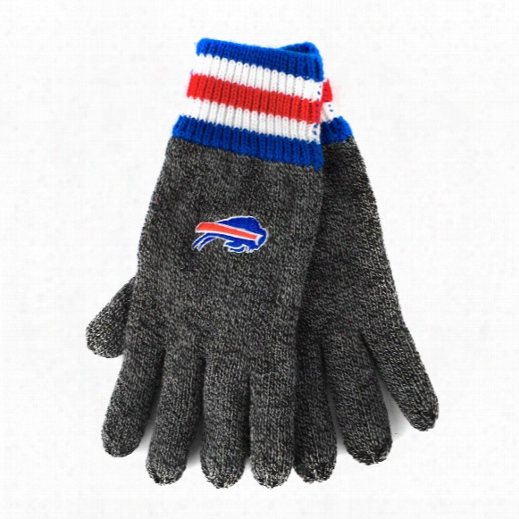 Buffalo Bills Insulated Thermal Gloves