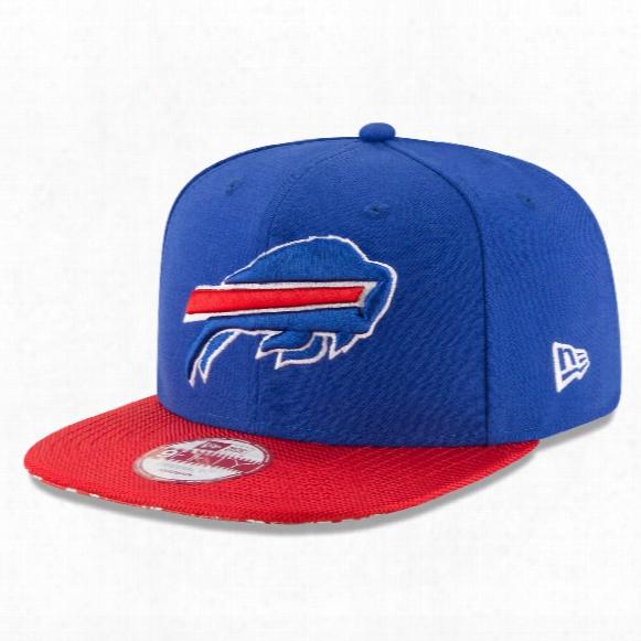 Buffalo Bills New Era 9fifty Nfl 2016 Sideline Snapback Cap