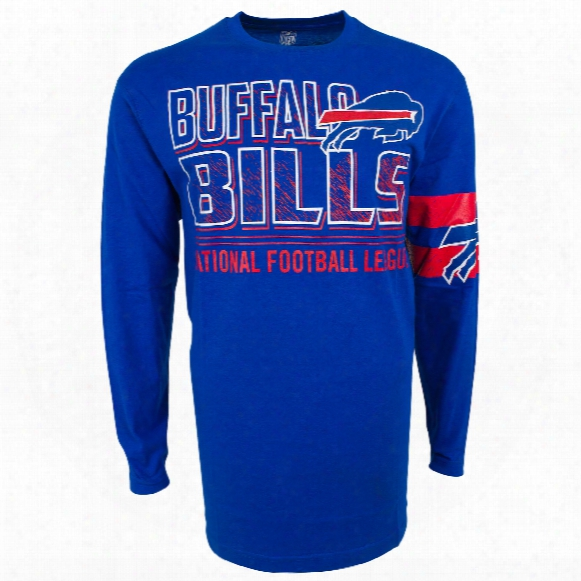 Buffalo Bills Nfl Bandit Long Sleeve T-shirt