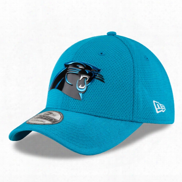 Carolina Panthers 2016 Nfl On Field Color Rush 39thirty Cap