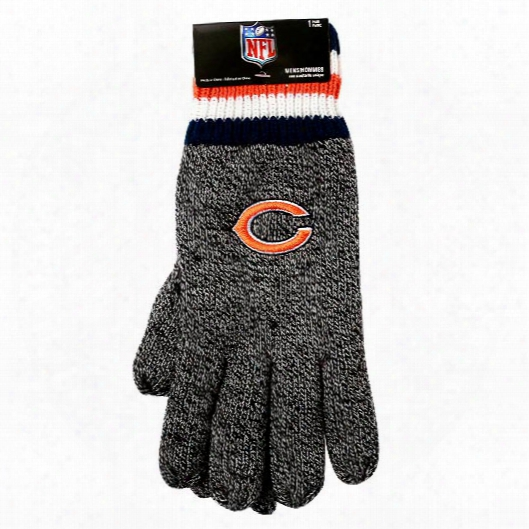 Chicago Bears Insulated Thermal Gloves