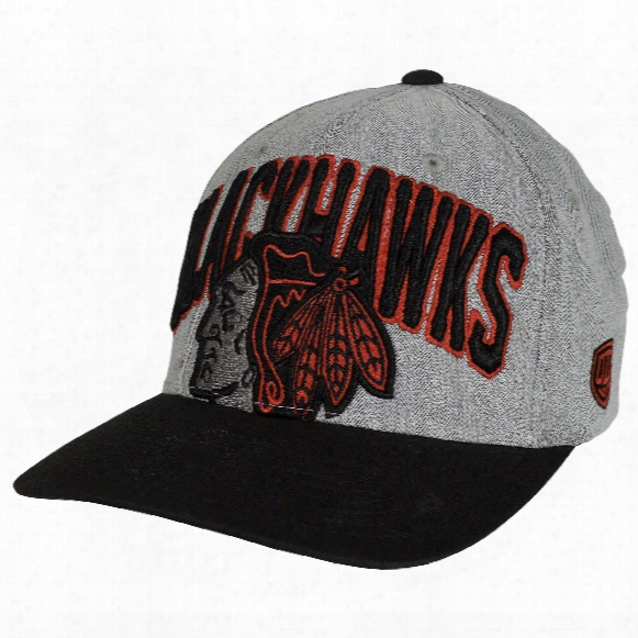 Chicago Blackhawks Chopper Stretchfit Cap