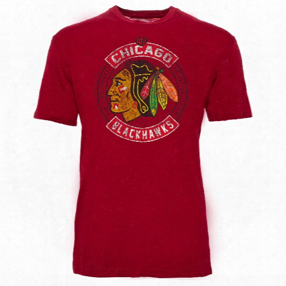 Chicago Blackhawks Granby Slub T-shirt