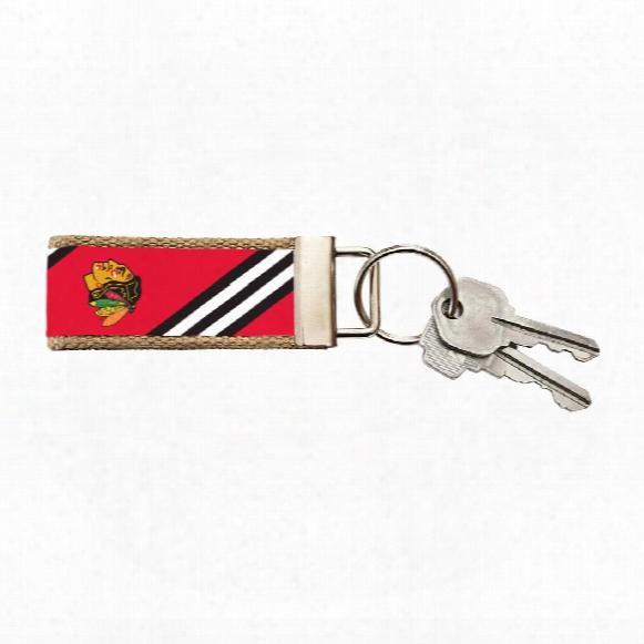 Chicago Blackhawks Regatta Key Fob