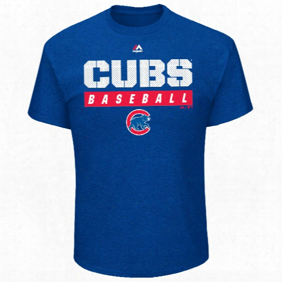 Chicago Cubs Proven Pastime T-shirt