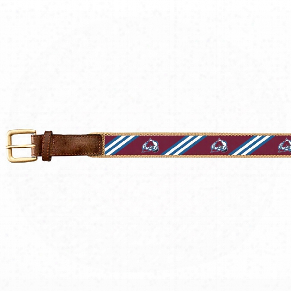 Colorado Avalanche Regatta Belt