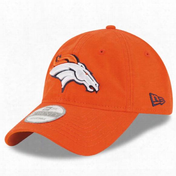 Denver Broncos Core Shore Primary Relaxed Fit 9twenty Cap