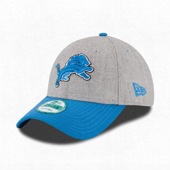 Detroit Lions The League Heather 9forty Cap
