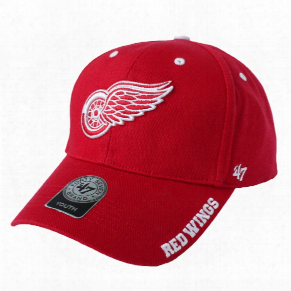 Detroit Red Wings Youth Frost Cap