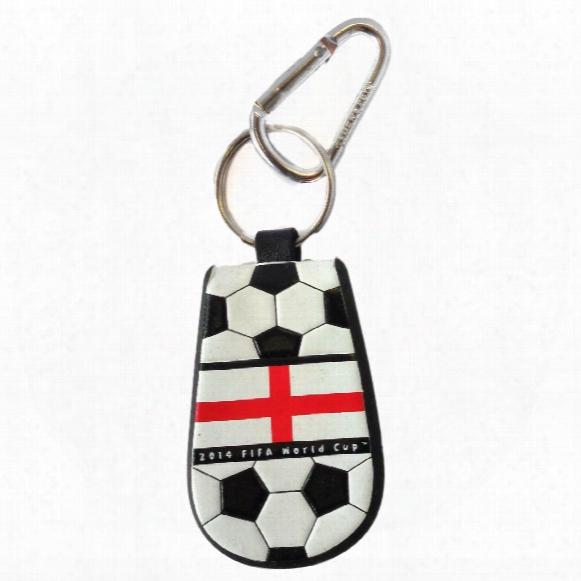 England 2014 Fifa World Cup Keychain