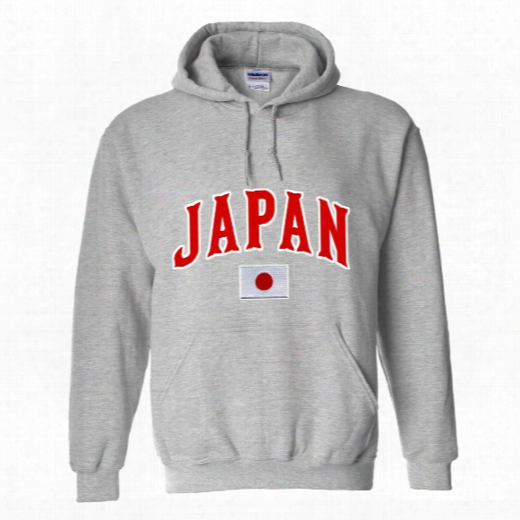Japan Mycountry Pullover Arch Hoody (sport Gray)