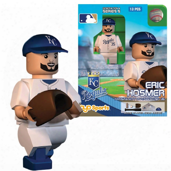 Kansas City Royals Eric Hosmer Oyo Sports Minifigure