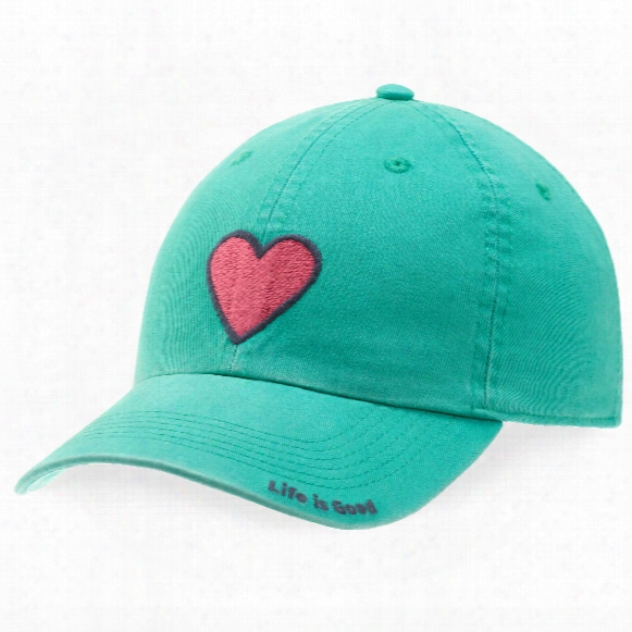 Life Is Good Kids Heart Chill Cap
