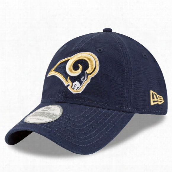 Los Angeles Rams Core Shore Primary Relaxed Fit 9twenty Cap