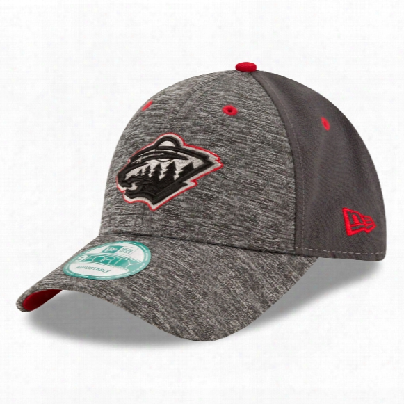 Minnesota Wild The League Shadow 9forty Cap
