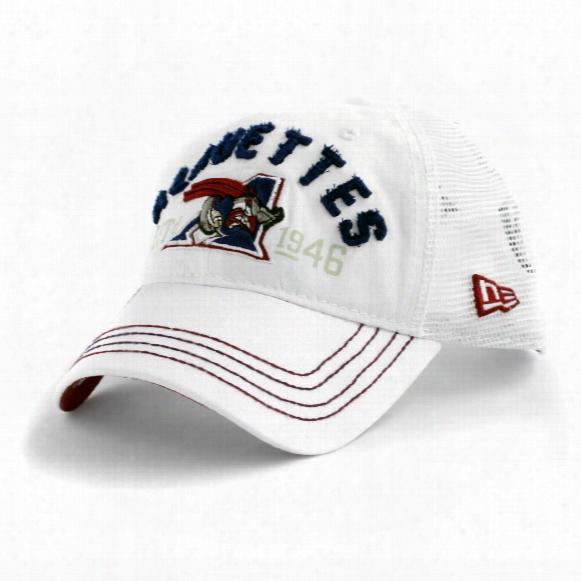 Montreal Alouettes Cfl Double Stitch 9twenty Meshback Cap