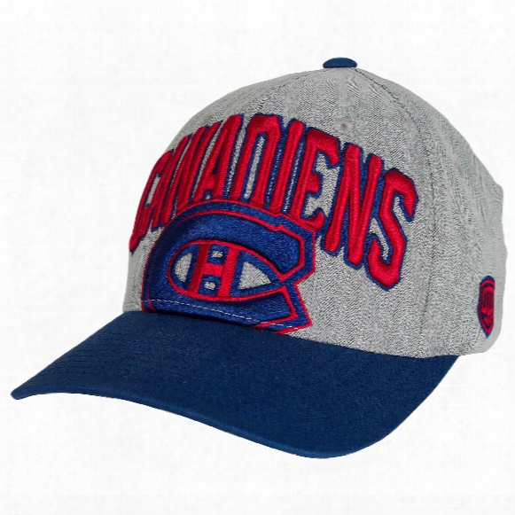 Montreal Canadiens Chopper Stretchfit Cap