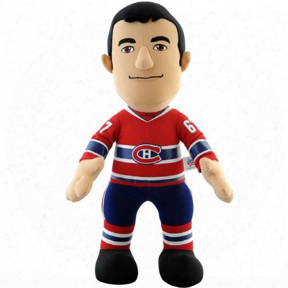 "Montreal Canadiens Max Pacioretty 10"" Nhl Plush Bleacher Creature"