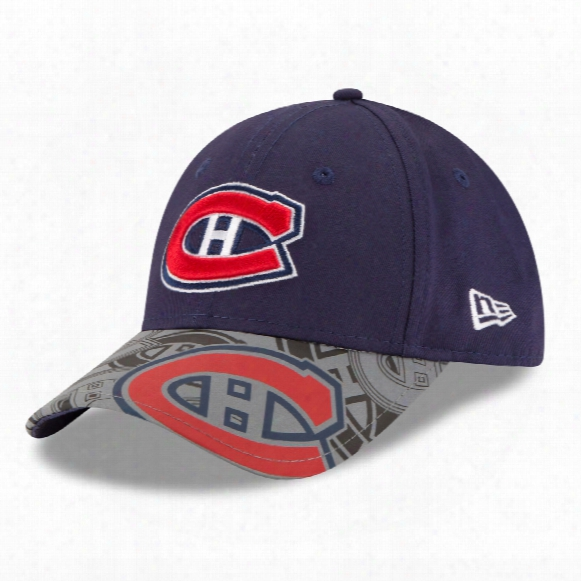 Montreal Canadiens Youth Reflect Fuse 9forty Cap